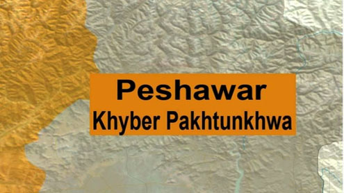 Another US vehicle stopped at Peshawar