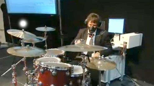 Blondie drummer Clem Burke made 'Doctor of Rock'