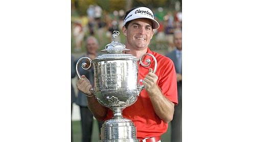 Bradley wins PGA in playoff