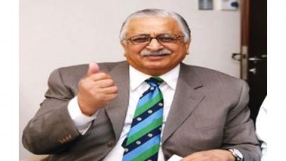 Butt seeks Pawar's help for bilateral series