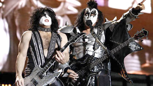 Kiss dropped from Michael Jackson tribute show