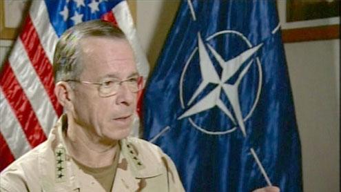 Mullen focuses on Afghanistan-Pakistan border havens