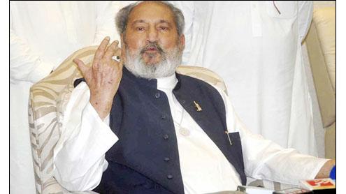 Pagara's grandson joins PML(N)