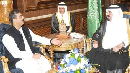 Pakistan, Saudi Arabia agree on strengthening ties