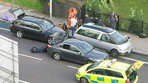 Police Watchdog Probes Fatal London Shooting