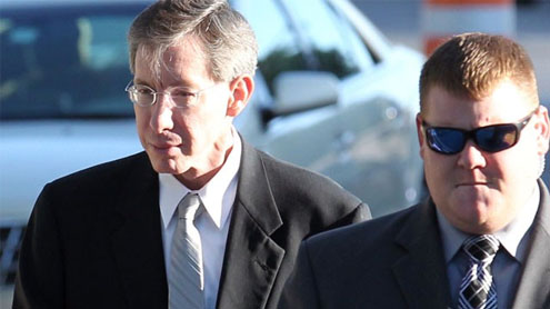 Polygamist sect leader Warren Jeffs convicted in Texas