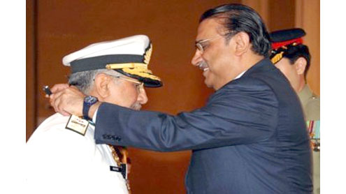President confers civil awards in various fields