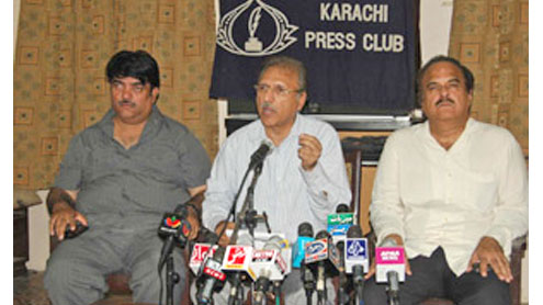 PTI demands governor rule in Sindh
