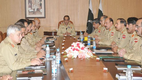 Retirement of 4 generals in Sept prompts promotions, reshuffle in army