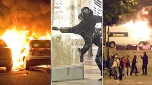 Riots: May To Meet Social Networking Sites