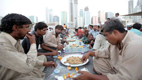 The spirit of Ramadan