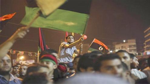 Tripoli falls to Libyan rebels