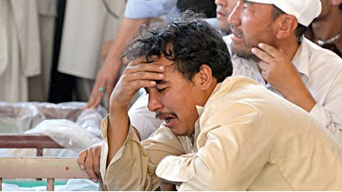 13 hazaras barbarically gunned down in outskirts of Quetta