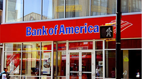 Bank of America to shut down lending division
