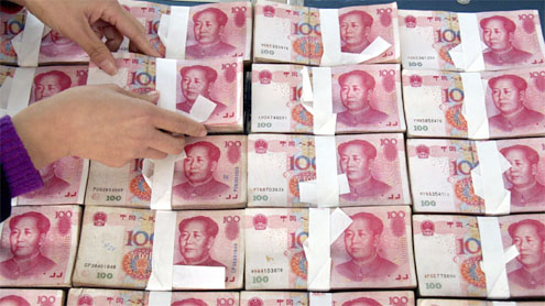 China has 535,000 millionaires: report