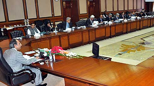 Circular debt issue to be resolved by good corporate governance: Hafeez