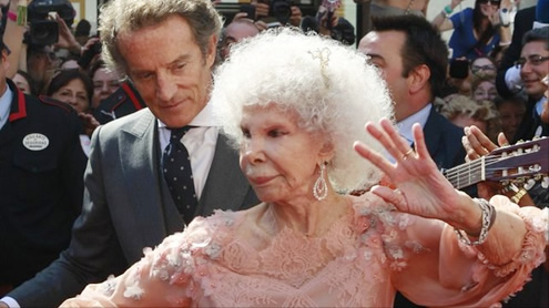Spain's Duchess of Alba remarries at 85 in Seville