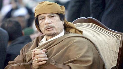 Gaddafis last will