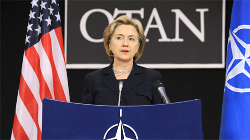 Bring Taliban to negotiations,Hillary asks of Pakistan
