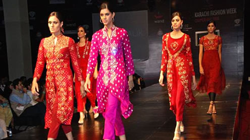 Karachi Fashion Week Day Two