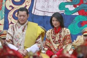 King Jigme Khesar Namgyal Wangchuck