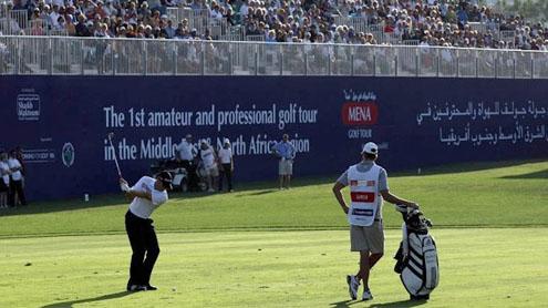Shahid Javed Shoots a 66 in UAE Golf