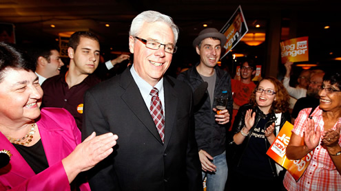 Manitoba's NDP wins fourth straight majority term