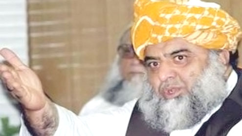 Revisit foreign policy and policy on terrorism,asks JUI F