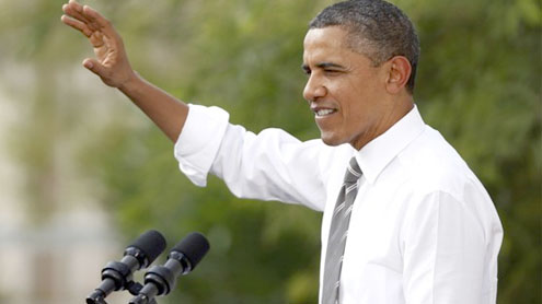 Obama's bite-size initiatives reminiscent of Clinton reelection