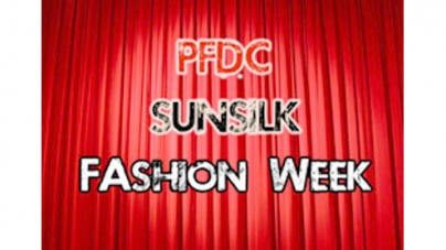 PFDC, Sunsilk join hands with TDAP for 4th fashion week