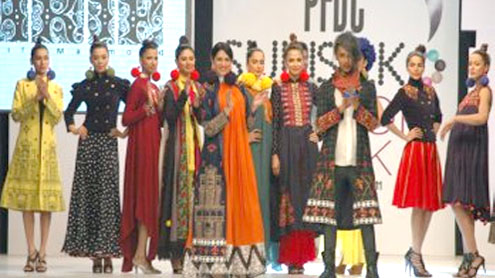 Fourth episode of PFDC Fashion Week commences