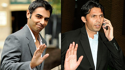 Three cricketers named in betting scam trial