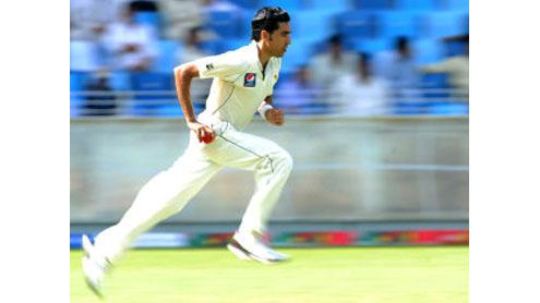 Test match series: Pakistan v Sri Lanka