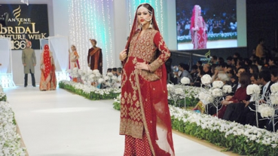 Bridal Couture Week takes off with a bang