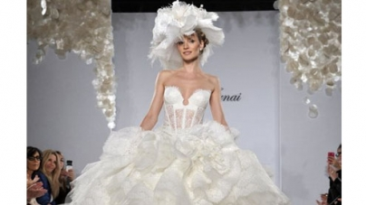 A Pearl: Pnina Tornai for Kleinfeld