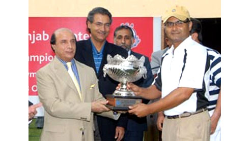 Sardar Murad wins Punjab Amateur Golf Championship