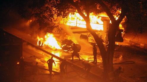 Riots over church attack in Egypt kill 19