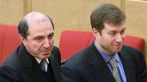 Russias richest men