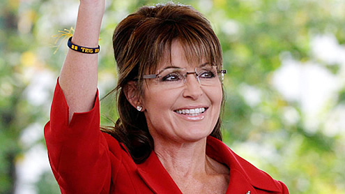 Sarah Palin says she will not run for president in 2012