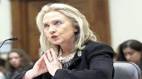 Clinton Defends US Policy on Pakistan, Afghanistan to Congressional Panel