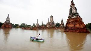 Thailand floods