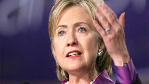 Hillary in Pakistan with a Heavy Agenda