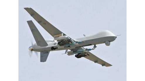 Five top Taliban chiefs killed in drone strike