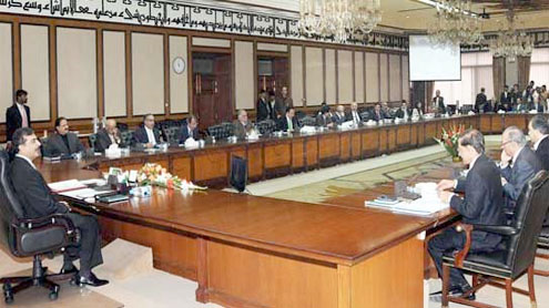 Cabinet Decisions be Implemented Girects PM