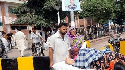 Dengue virus continues to haunt Lahorites
