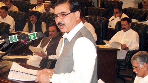 KP finance minister likely to resign