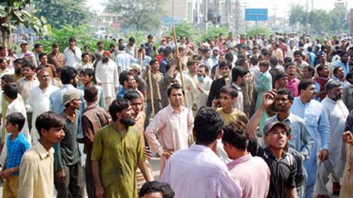 Power Outages Outrage Sialkot Trade Bodies