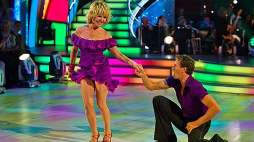 Strictly Come Dancing, episode 1, review