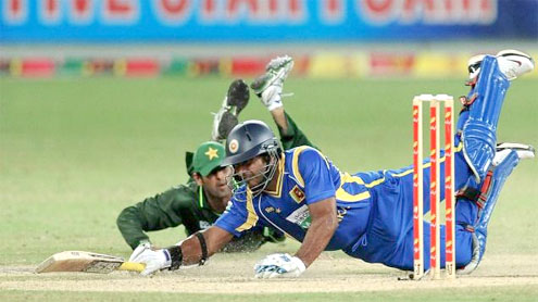 Afridi stars as Pakistan clinch series