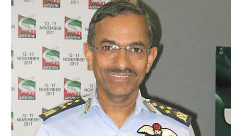 Air Chief Marshal Rao Qamar Suleiman